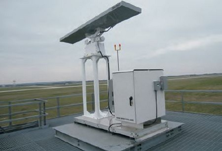 wind farm visual warning system, DeTect