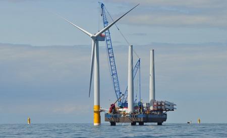 Greater Gabbard Wind Farm, Thomas Dolby