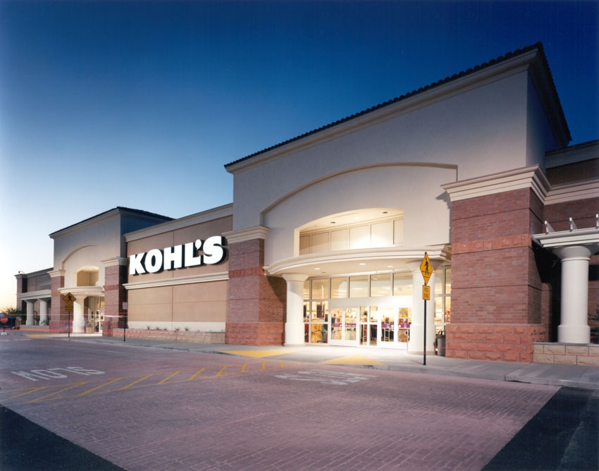 Via Kohl's Department Stores