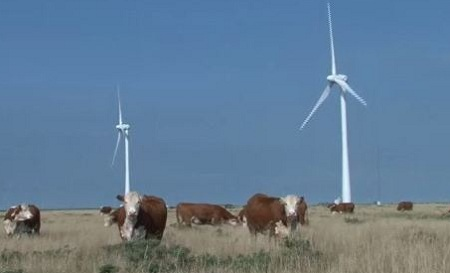 direct-drive turbines, Nebraska