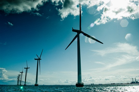 cleantech investment, offshore wind