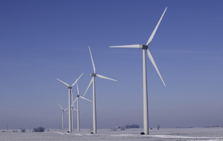Massif du Sud wind power, Quebec, EDF EN