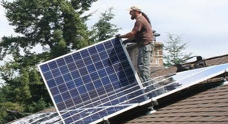 home solar installation program, Solarize Seattle