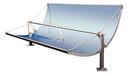 concentrating solar thermal, SopoHelios, Sopogy