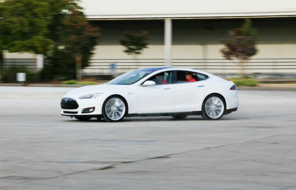 image via Tesla Motors