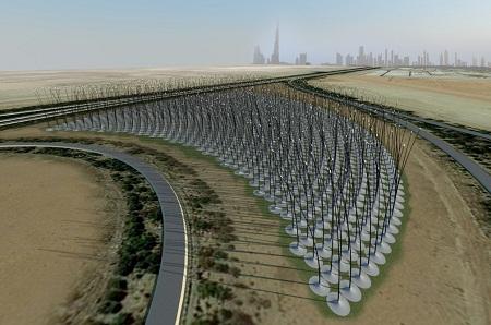Windstalk concept