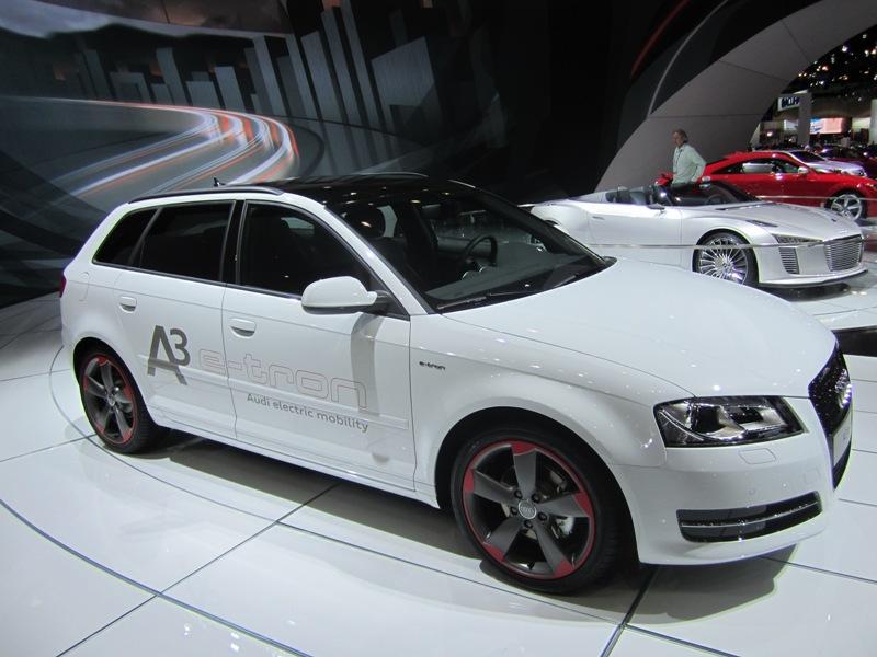 Audi Aetron