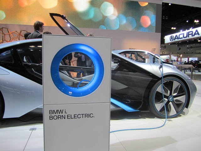 BMWi3 e