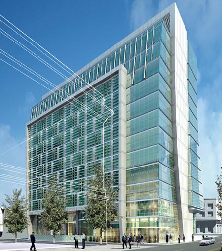 SFPUC building