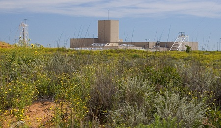 Carlsbad Field Office Waste Isolation Pilot Plant