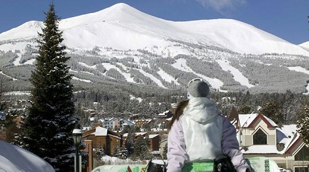 green accommodations, Breckenridge