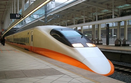 high-speed rail, global growth