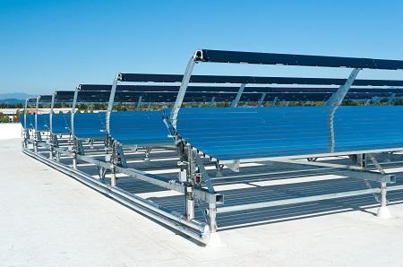 Facebook Cogenra solar cogeneration