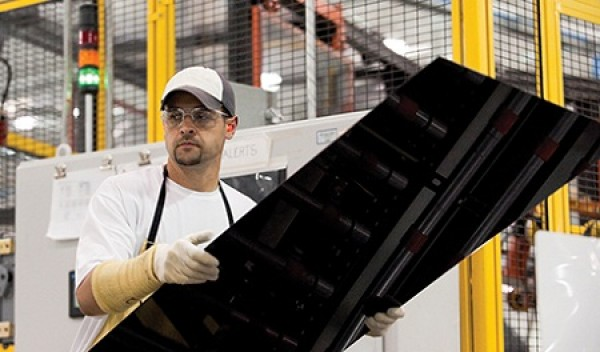 export-import bank, u.s. solar manufacturing