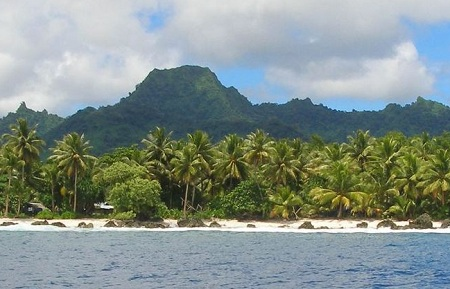 island wave power, Kosrae