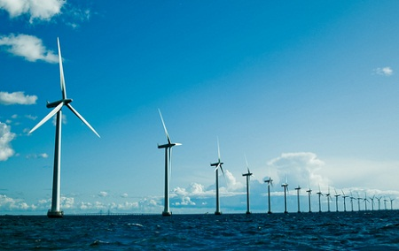 offshore wind power, grid integration, ABB