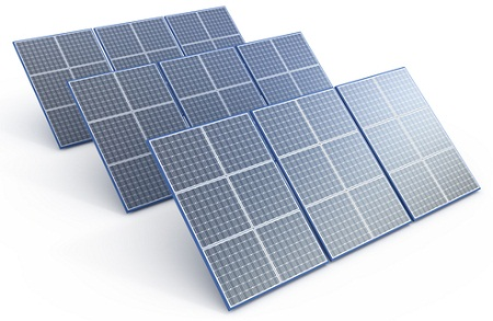 solar dispute, China