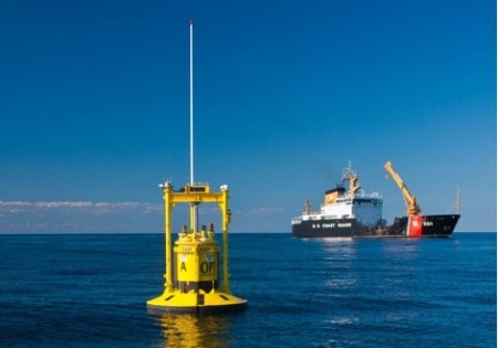 new Powerbuoy, Ocean Power Technologies