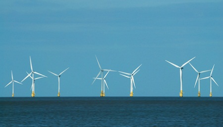 offshore wind power, Scotland