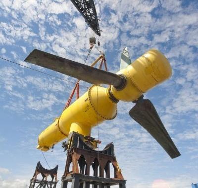 tidal generation tidal turbine