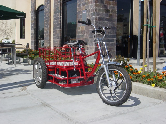 SMEV cargo bike