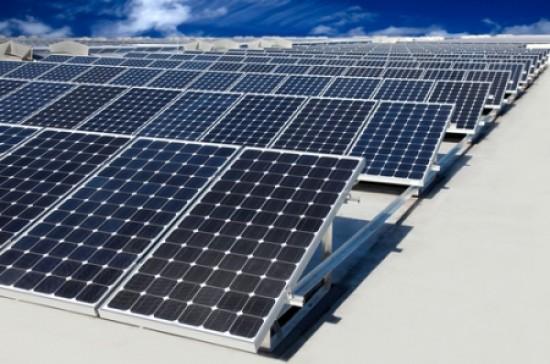 Rooftop Solar Array