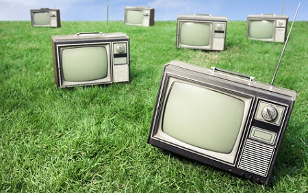 TVs out to pasture