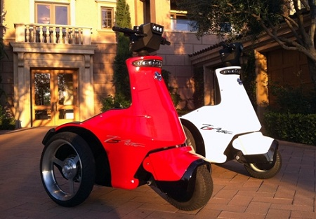 T3 Motion electric personal mobility vehicle