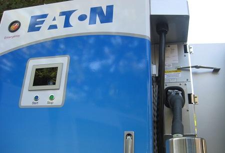 Eaton EV charger