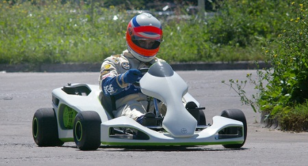 Facundo Elias Go Kart