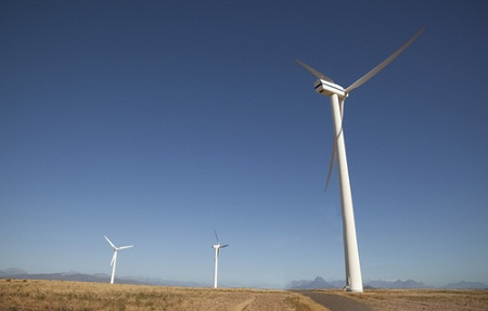 South Africa renewable energy