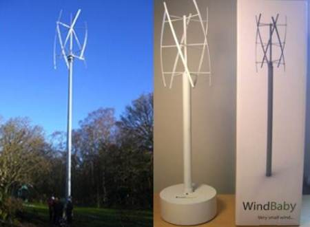 Build Your Own Tiny Desktop Wind Farm | EarthTechling