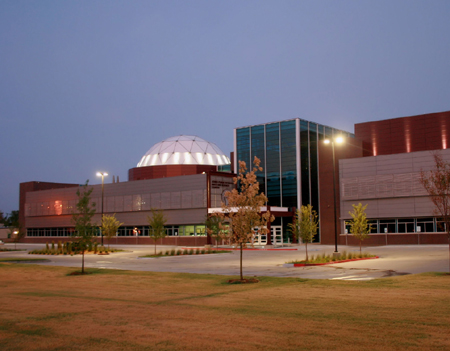 Jenks Math and Science Center