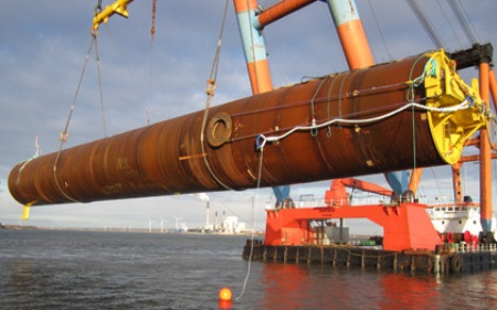 Anholt-monopile-offshore-wind