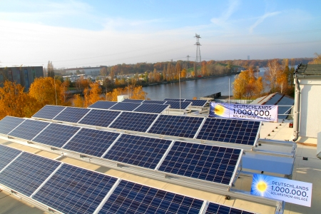 Germany Solar Installation