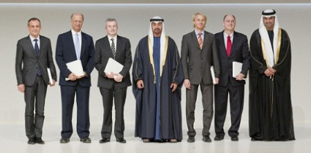 winners zayed future energy prize