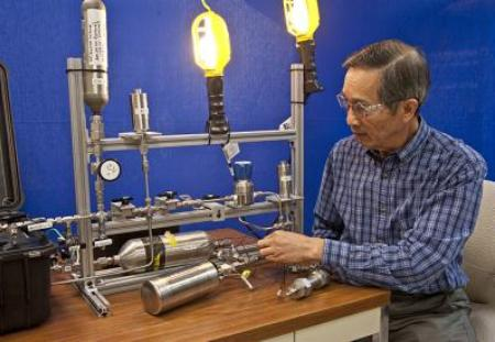 Hydrogen Alane Research