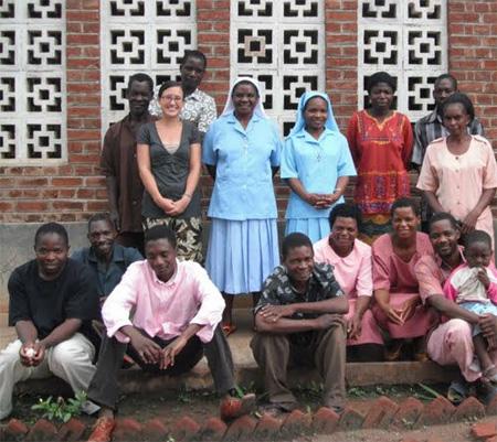 Malawi health center