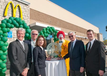McDonalds' LEED Certification