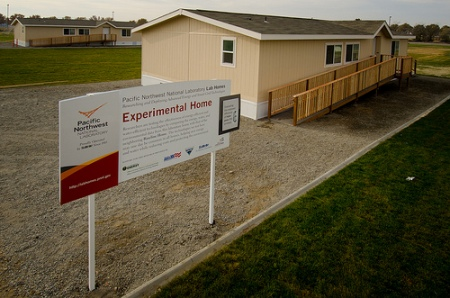 PNNL Experimental Lab Homes