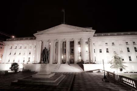 U.S. Treasury leed