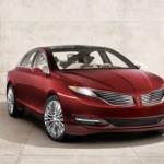 Lincoln MKZ Hybrid Concept