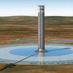 EnviroMission solar tower