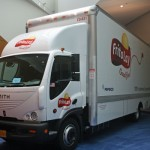 Frito Lay Electric Delivery Truck