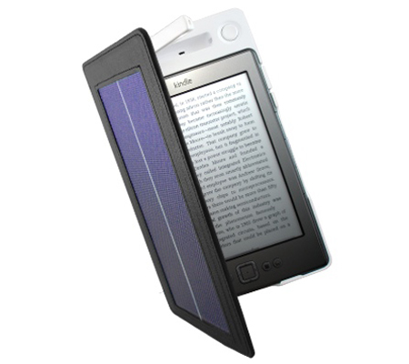 ces 2012 grants amazon kindle super solar powers. Black Bedroom Furniture Sets. Home Design Ideas