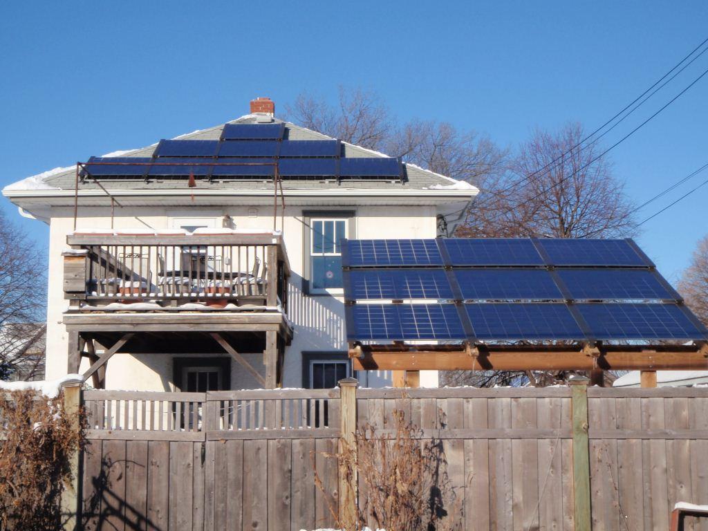 Solar Install Silicon Energy