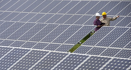 case solar industry tariff report