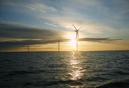 vanern wind farm sweden