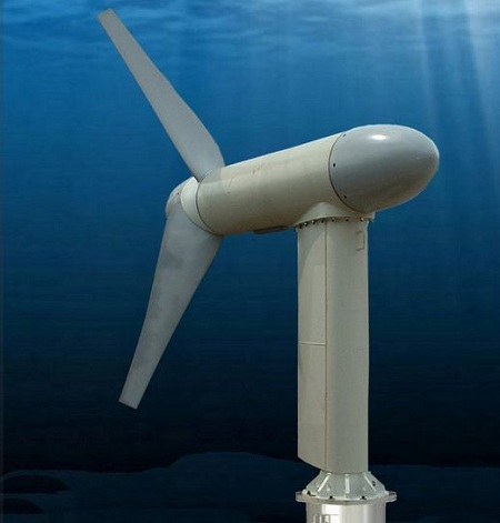 Verdant Power tidal power New York