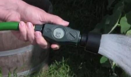 water saver digital water meter for hose